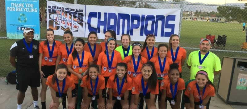 Congratulations Elite FC Brasil 00g Gaylord Sheppard Champions!