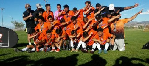 CONGRATULATIONS ELITE 98 BOYS 2O17 NM STATE CUP CHAMPIONS!!!